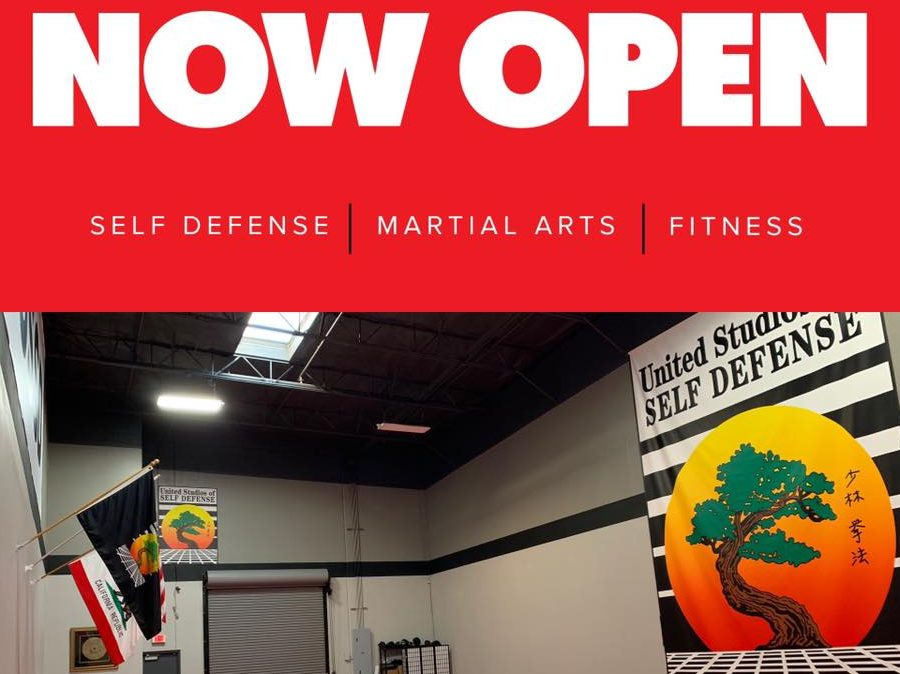 United Studios of Self Defense Irvine Spectrum