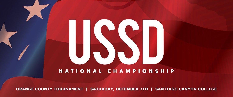 USSD Orange County Tournament Santiago Canyon College